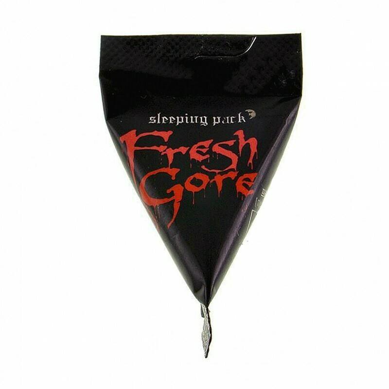 Ночная маска с кровью дракона Too Cool For School Fresh Gore Sleeping Pack 5 гр.