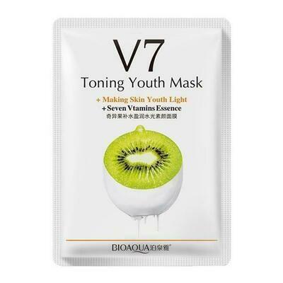Витаминная маска V7 с экстрактом киви BIOAQUA