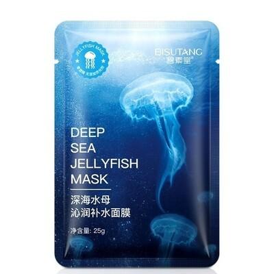 Маска с экстрактом медузы Bisutang