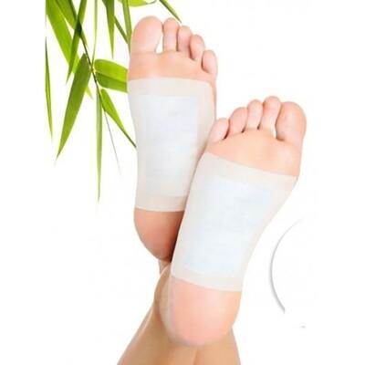 Детокс пластыри для ног (1 пара)