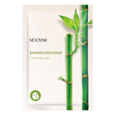 Питательная маска с экстрактом бамбука Mooyam