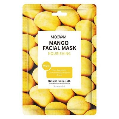Питательная маска с экстрактом манго Mooyam