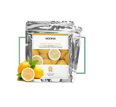 Альгинатная маска с лимоном Mooyam 100 гр.