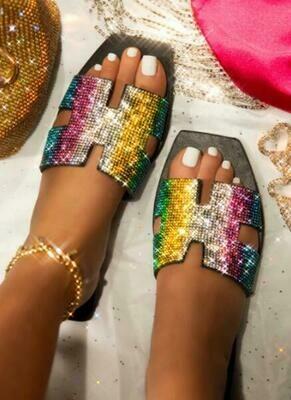2020 Women Summer Sandals Flats