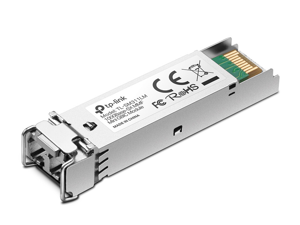 Módulo Mini-GBIC SFP Fibra Multimodo LC TL-SM311LM TP-Link