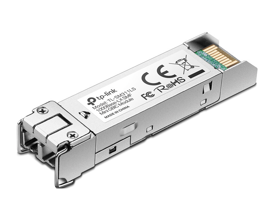 Módulo Mini-GBIC SFP Fibra Monomodo LC TL-SM311LS TP-Link