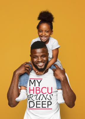 HBCU Runs Deep T-Shirt