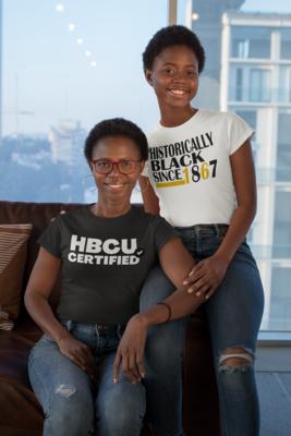 HBCU Certified T-Shirt