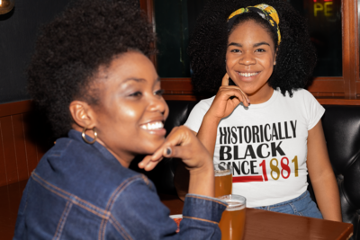 Historically Black Since Signature School Name
