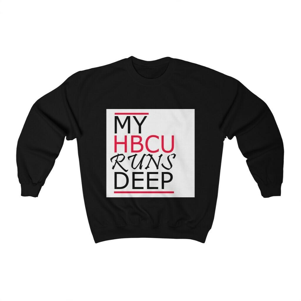 HBCU Runs Deep Sweatshirt