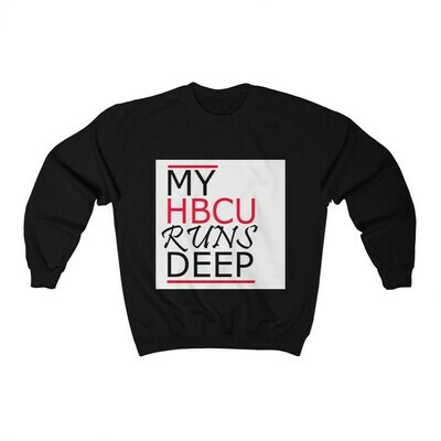 HBCU Runs Deep Sweatshirt