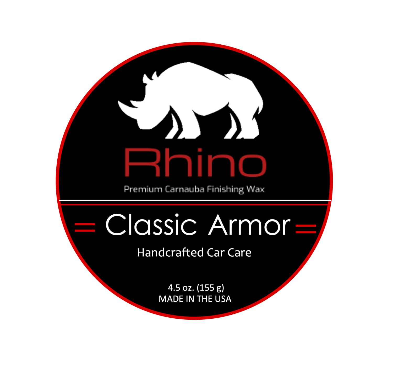 Classic Armor - high performance carnauba wax