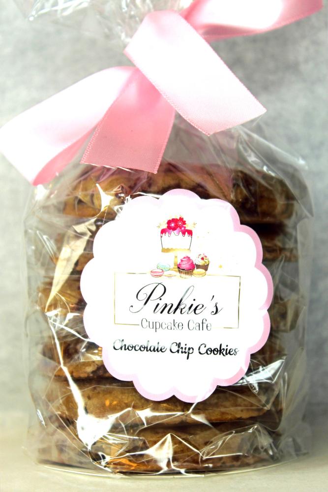 (6pk) Chocolate Chip Cookies