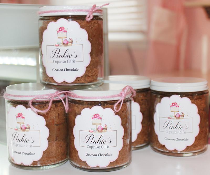 German Chocolate In-a-Jar