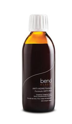 BEND ANTI-AGING FORMULA, LIQUID