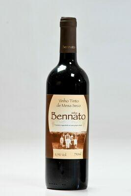 Vinho tinto de mesa seco - Bordô