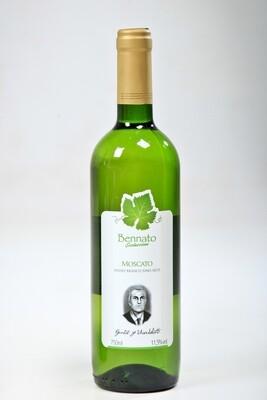 Vinho fino branco seco - Moscato