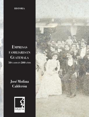 Libro: Empresas Familiares de José Molina Calderón