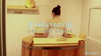 Пробная процедура Паровая ванна 5 нектаров