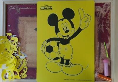 Disney Junior Sand Art Cards
