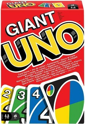 Giant A4 UNO