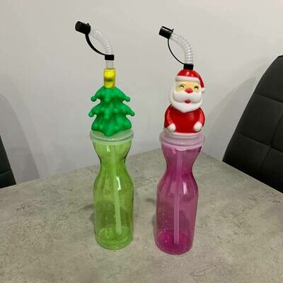 Christmas Bottles (Personalised)