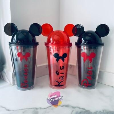 Mickey Ear Cups