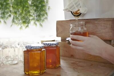 Raw Honey, 8 oz.