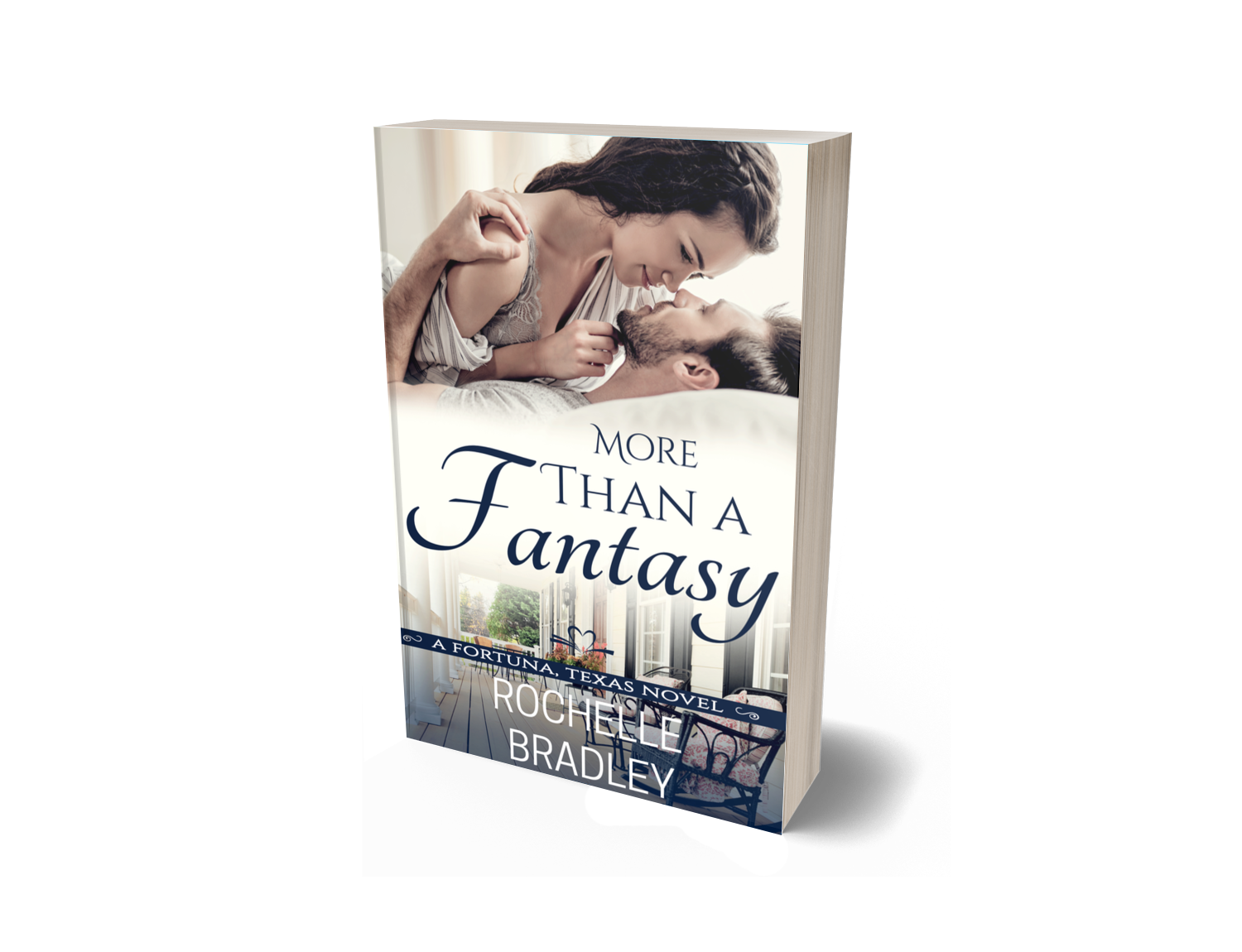 More Than a Fantasy Signed Paperback