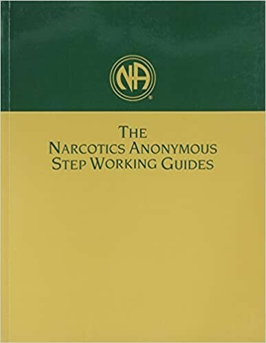 Narcotics Anonymous Step Working Guide Kindle Edition Ebook
