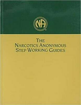 Narcotics Anonymous Step Working Guide PDF Edition eBook