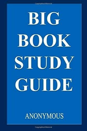 Big Book Study Guide PDF eBook