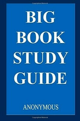 Big Book Study Guide Kindle eBook
