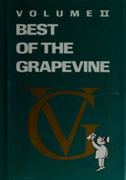 Best Of The Grapevine Kindle eBook