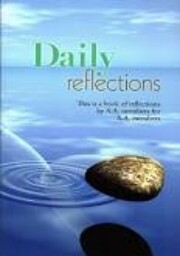 AA Daily Reflections Kindle eBook