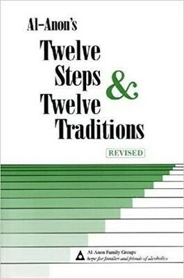​Al-Anon Twelve Steps & Twelve Traditions Kindle eBook​
