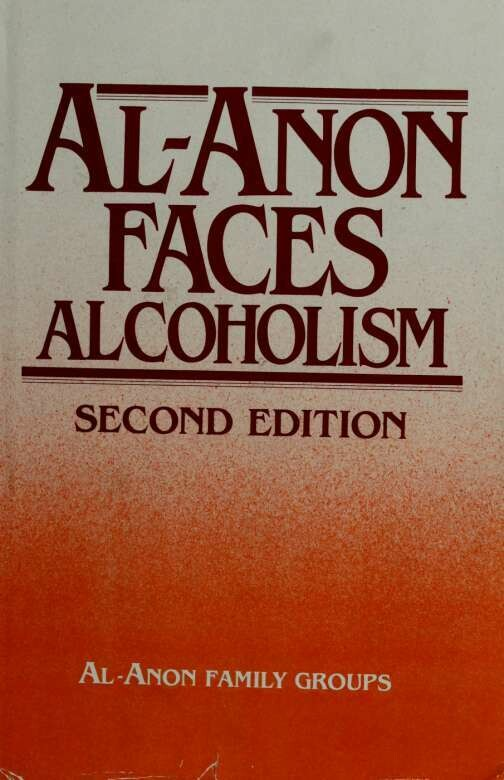Al-Anon Faces Alcoholism PDF eBook