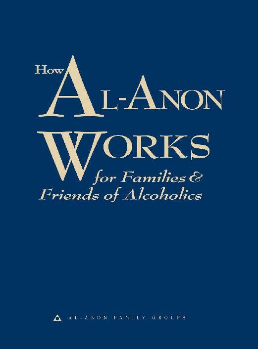 How Al-Anon Works by Al-Anon Family Groups PDF eBook