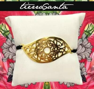 Black And Gold Bracelet Ornament