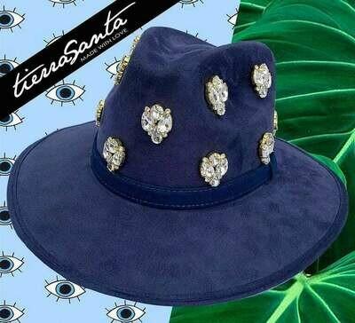 CAMILA BLUE HAT