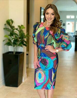 Colores Dress