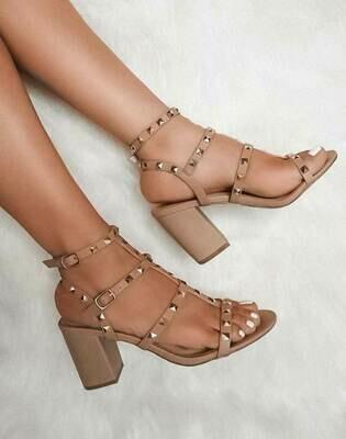 Natural Color Sandals