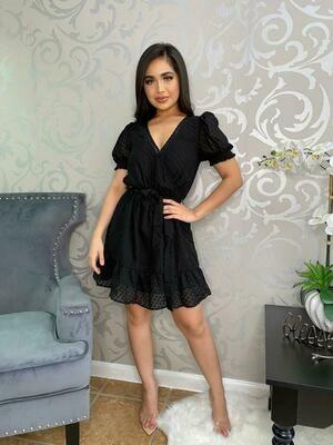 Black Pinup Dress