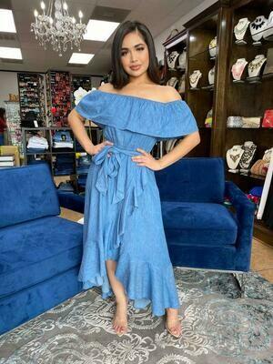 Lorena Rayon Dress