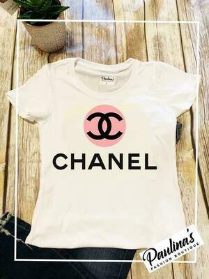 CC Pink Top
