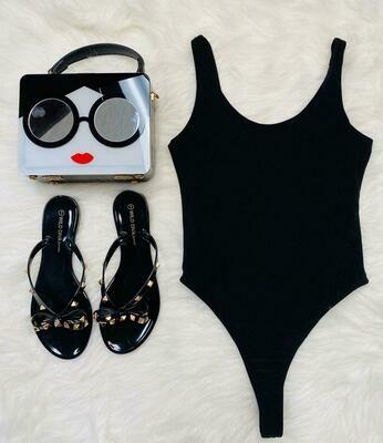 Thailand Bodysuit Black
