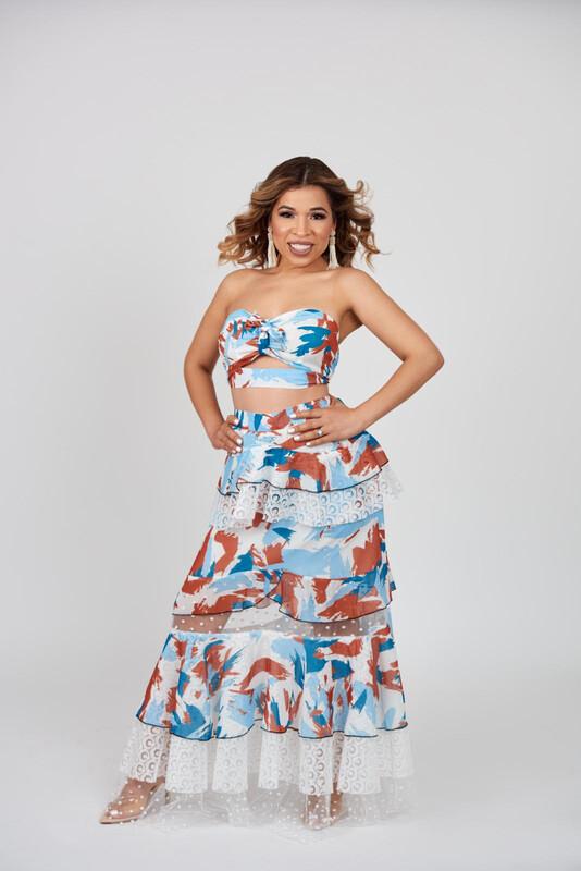 Paz Dress