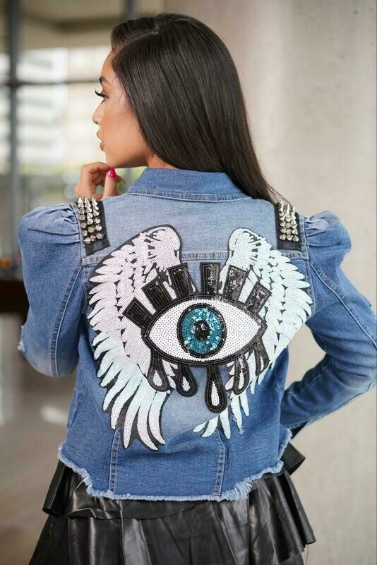 Ojo Turco Fashion Jacket