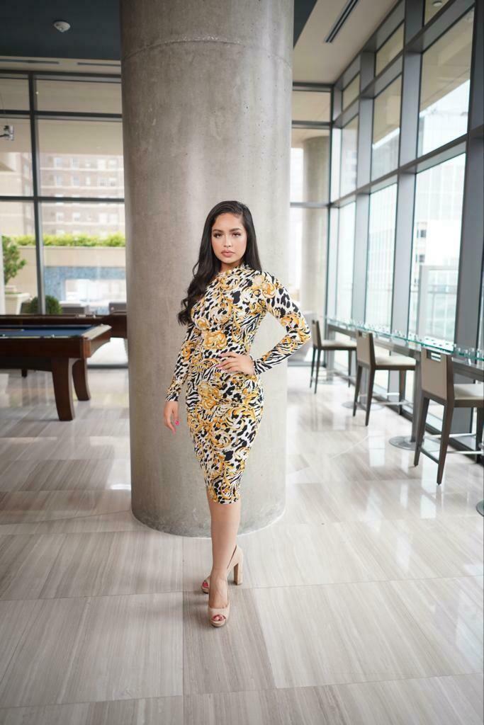 Jakayla Dress