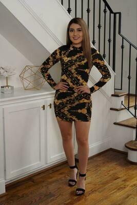 Staci Dress